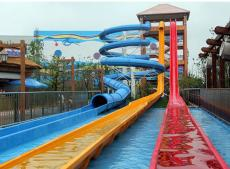 What are the marketing methods of water parks?