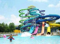 The children's water park project has the following advantages
