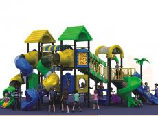 What factors do children suffer when they are playing on the slide?