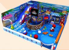 Brief introduction of indoor children's Water Park