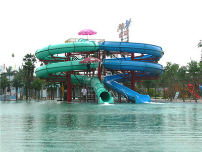 Water park in qingyuan